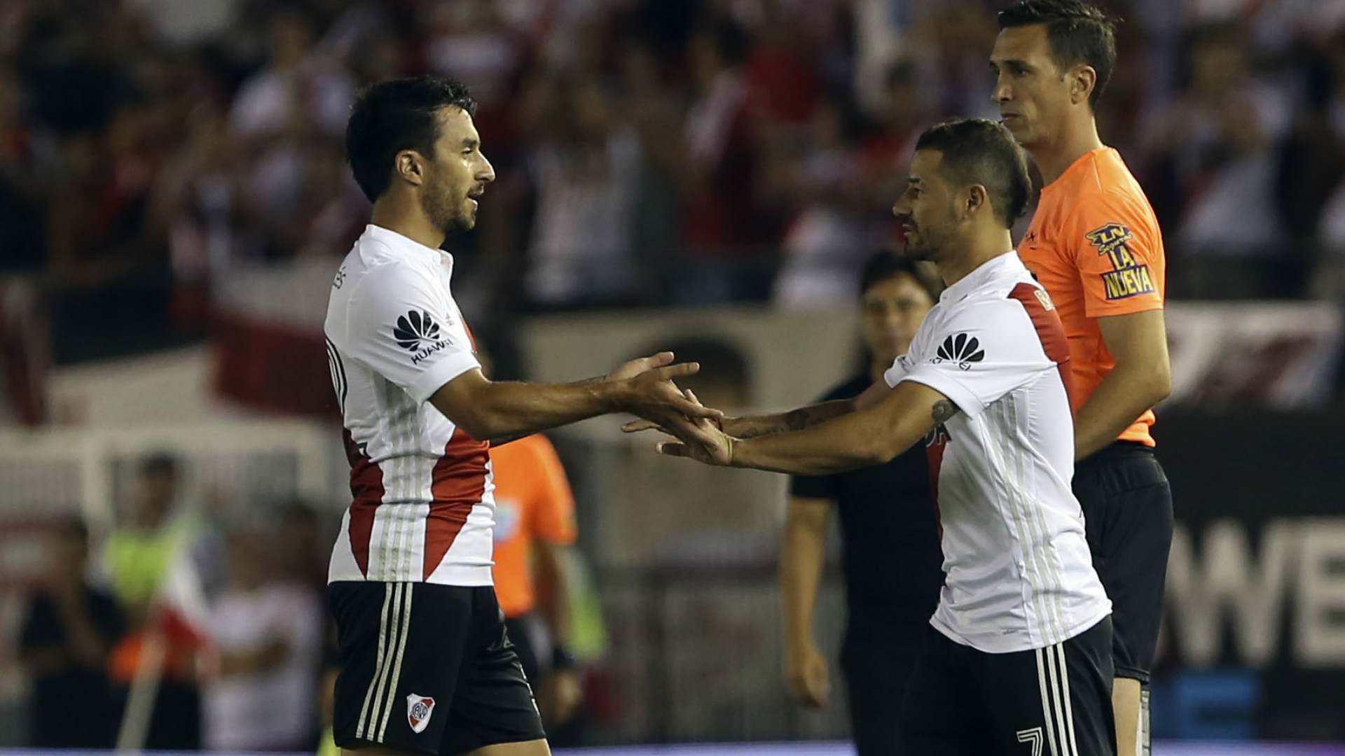 Ignacio Socco Rodrigo Mora River Plate