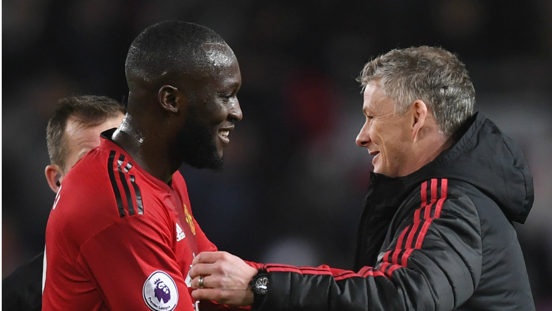 Romelu Lukaku Ole Gunnar Solskjaer Manchester United 2018-19