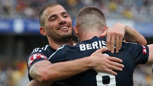 Besart Berisha James Troisi Melbourne Victory