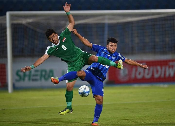 ชลบุรี เอฟซี - อิรัก U23
