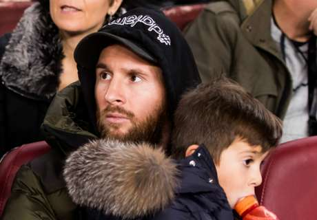 Messi leads star-studded Copa Libertadores final crowd