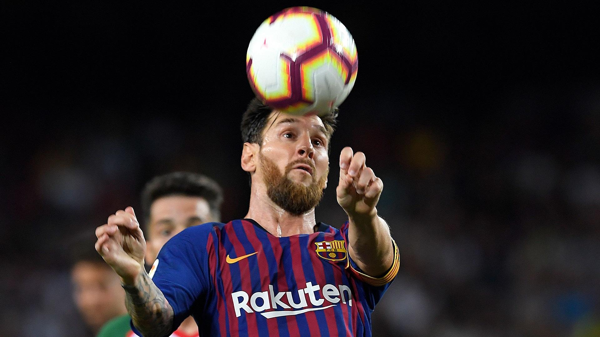 Lionel Messi Barcelona 18082018
