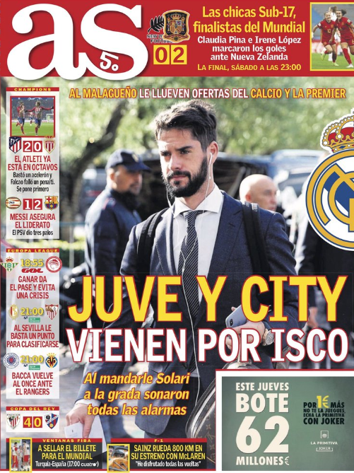 AS cover