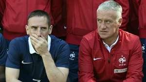 Ribery Deschamps 06062014
