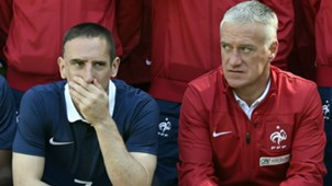 Ribery Deschamps 06062014
