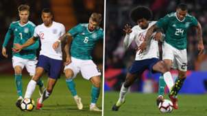 Lukas Nmecha England Germany