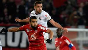 Tunisia's Naim Sliti double helps Dijon remain in French Ligue 1
