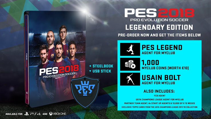 *No Gallery* PES Cover 2018 13072017