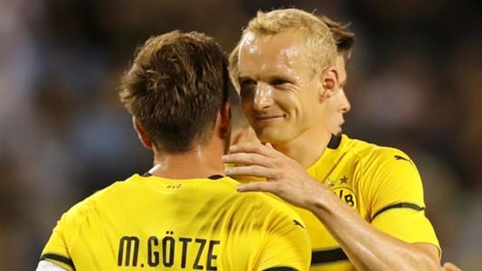 Mario Gotze Dortmund 2018-19