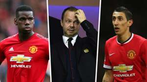 From Pogba to Di Maria - Woodward's Man Utd transfer rankings from worst to best