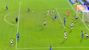 CAPTURA TV Robertone Gol Velez River Superliga 24022018