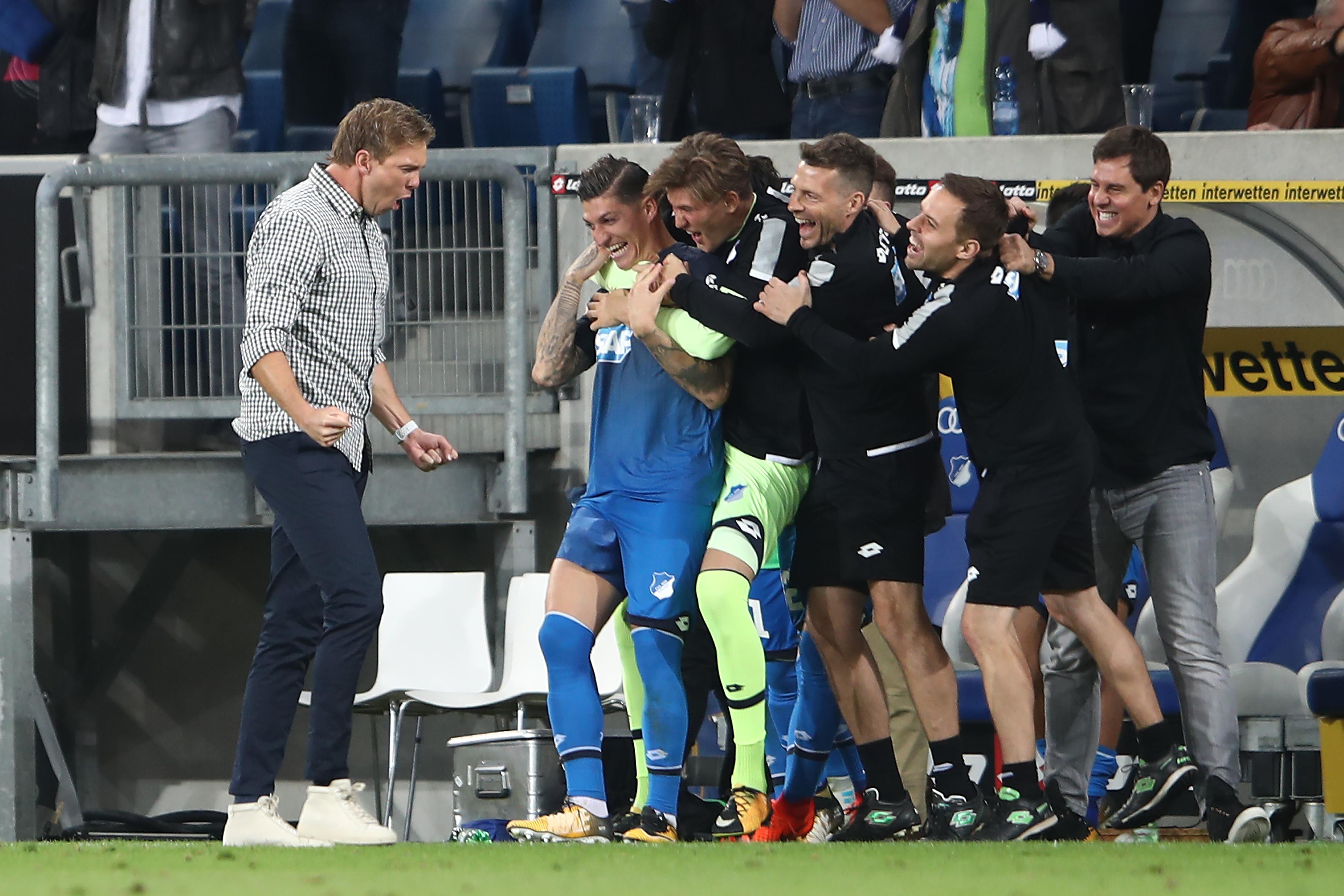 Julian Nagelsmann & Hoffenheim