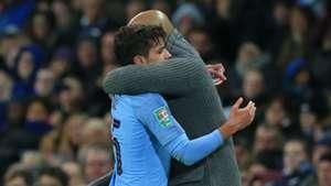 Brahim Diaz Manchester City Fulham Pep Guardiola