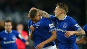 Richarlison Digne Everton