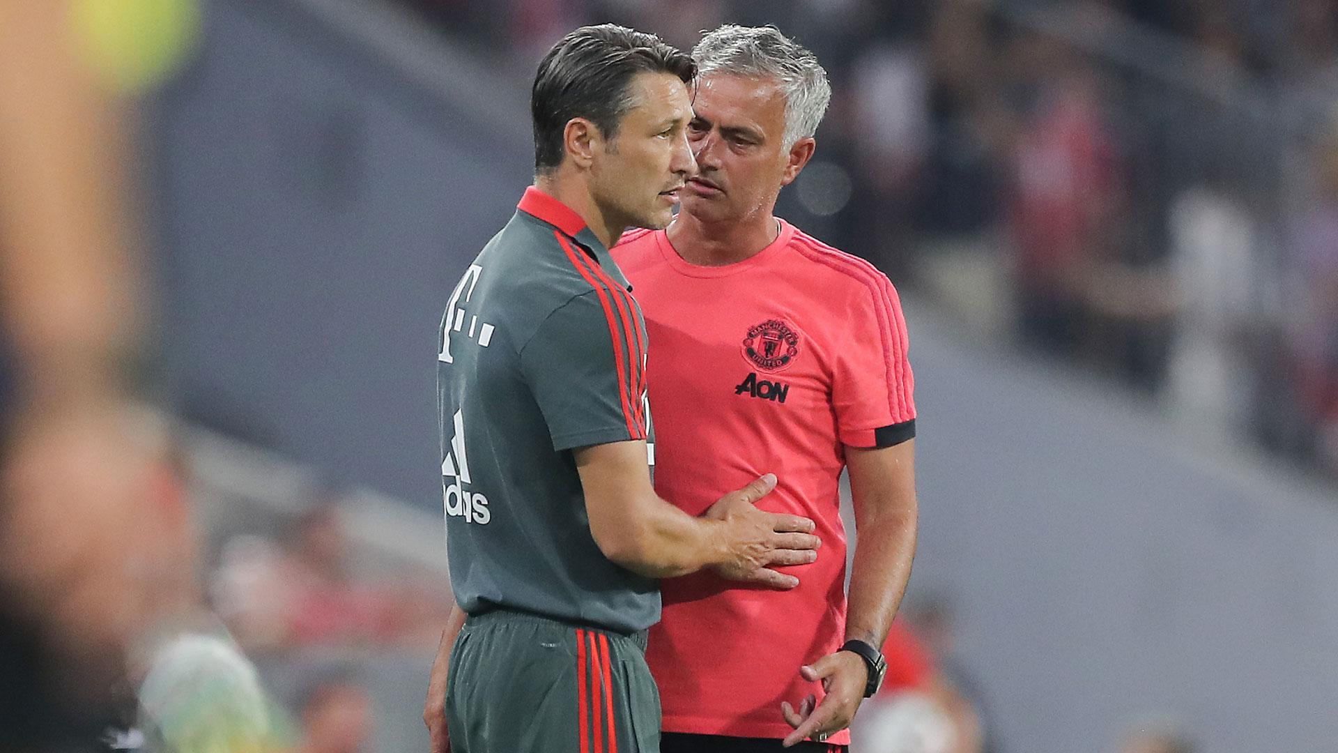 Jose Mourinho Niko Kovac