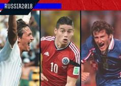 GFX ID - Topskor Piala Dunia dari masa ke masa