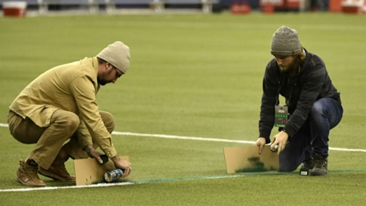 Montreal vs. Toronto field crew MLS 11222016