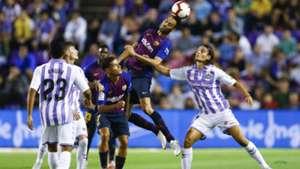 Valladolid FC Barcelona 25082018