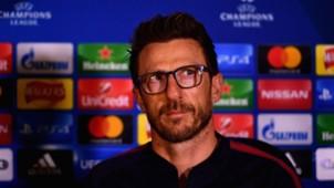 Di Francesco - Roma Champions League