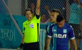Ricardo Centurión Belgrano Racing Fecha 20 Superliga Argentina 2018