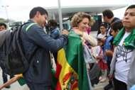 Bolivia en Francia