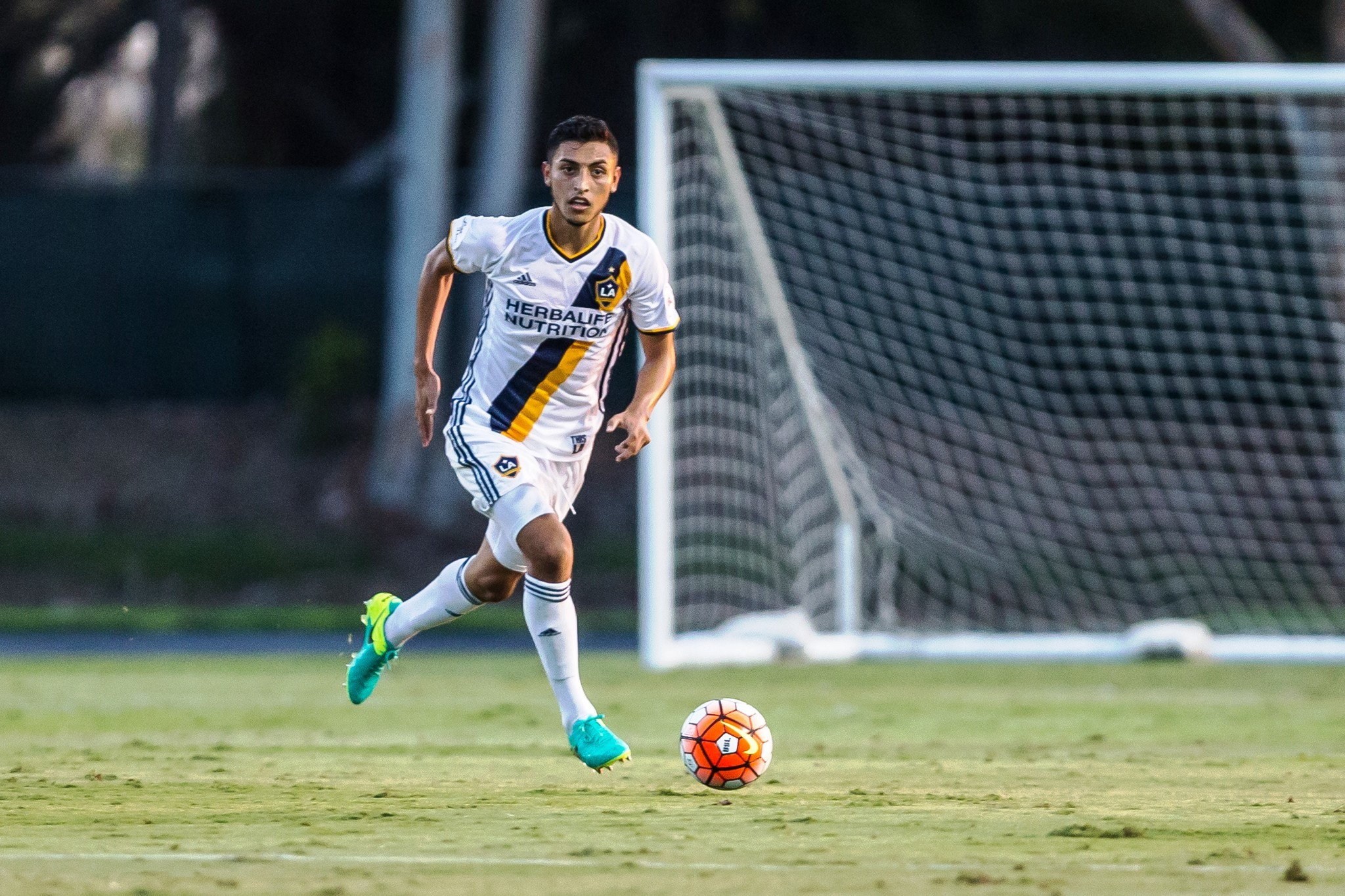 Hugo Arellano 2019 LA Galaxy