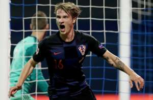 croatia spain - uefa nations league - tin jedvaj - 15112018