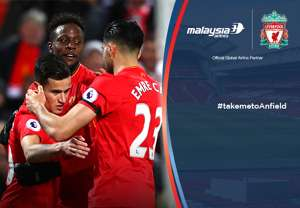Post Match Liverpool Bournemouth