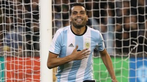 Gabriel Mercado Brasil Argentina Friendlies 09062017