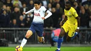 Son Tottenham Rüdiger Chelsea 241118