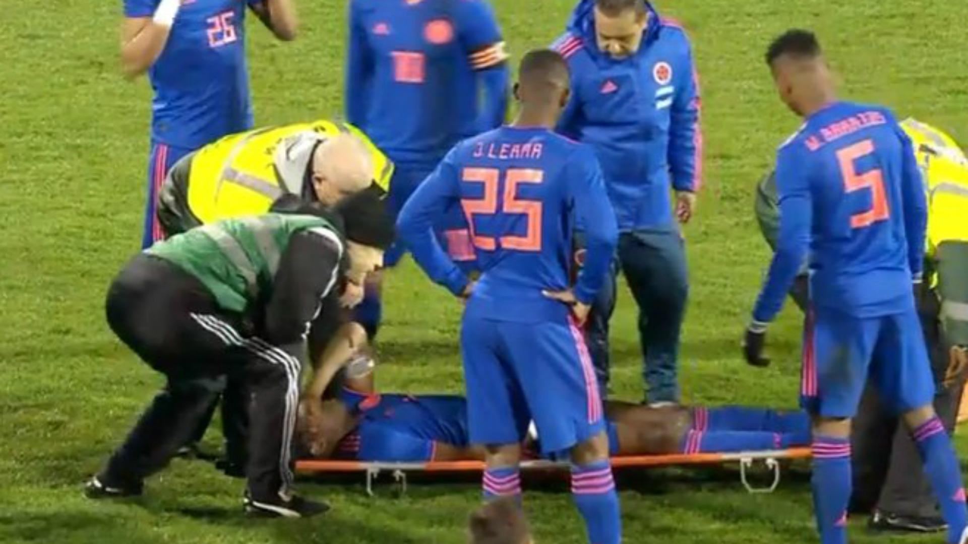 Óscar Murillo tendrá una incapacidad de 3 a 4 semanas por lesión