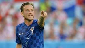 Ivan Rakitic Spain Croatia Euro 2016