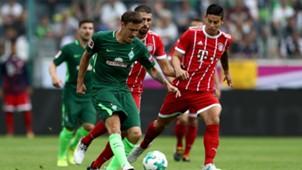 James Rodriguez FC Bayern München 15072017
