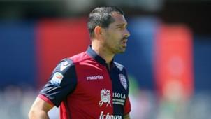 Marco Borriello, Cagliari, Serie A, 04302017