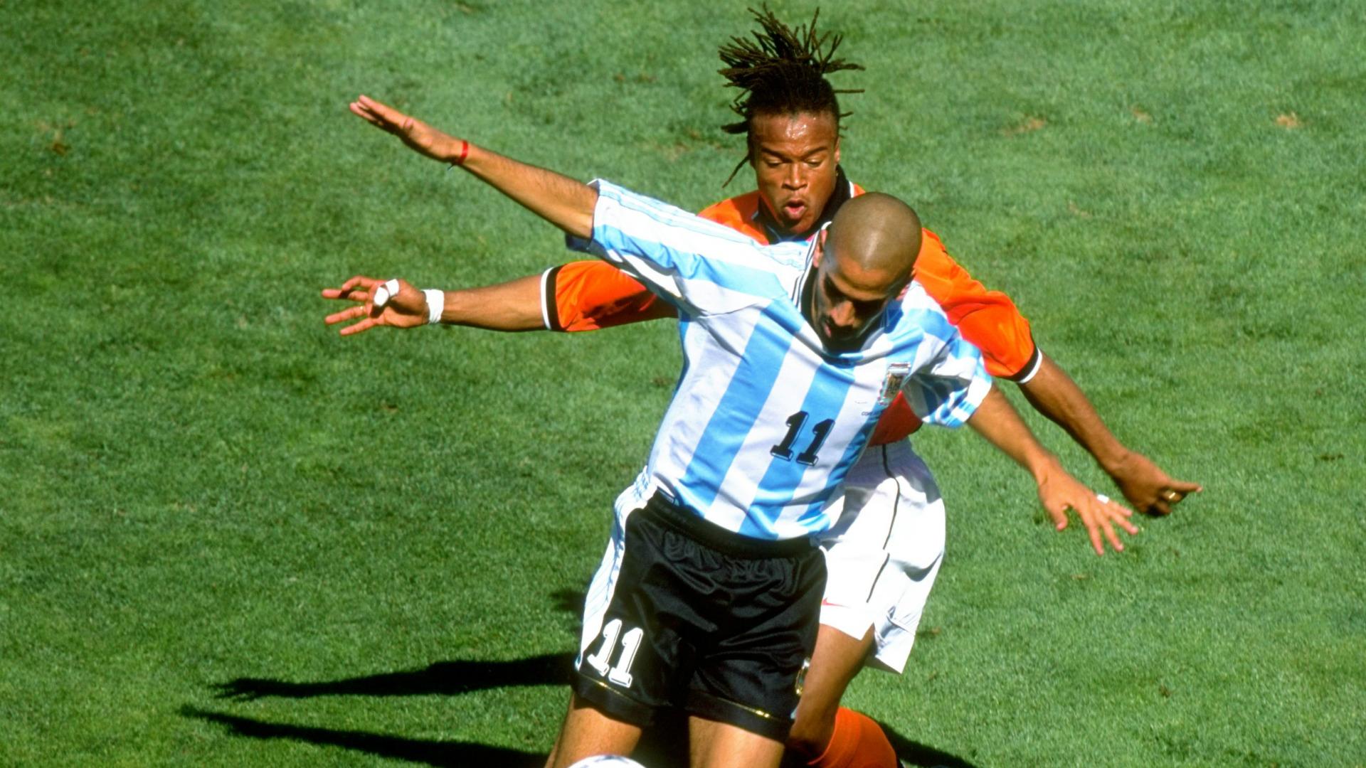 holland argentina world cup 98