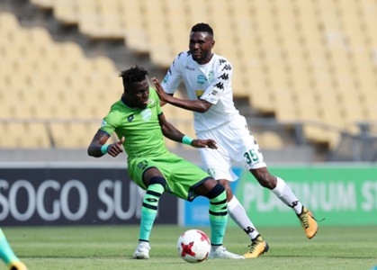 Platinum Stars, Siyabonga Zulu & Bloemfontein Celtic, Lucky Baloyi
