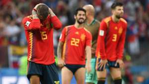 Sergio Ramos Russia Spain World Cup