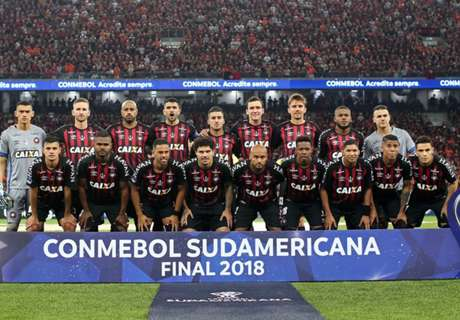 Los campeones de la Sudamericana