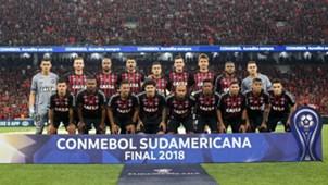 Atlético Paranaense Copa Sudamericana 2018