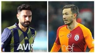 Mehmet Ekici Martin Linnes Fenerbahce Galatasaray