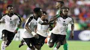 Wafu final Ghana v Nigeria