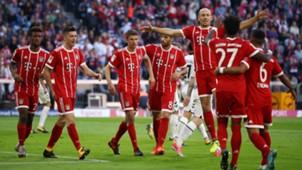 FC Bayern München Bundesliga 14102017