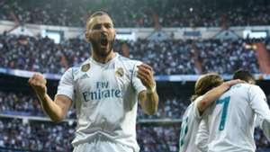 Karim Benzema Real Madrid 2018-05-01