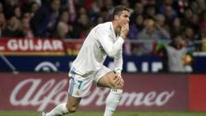 Cristiano Ronaldo Atletico Madrid Real Madrid LaLiga