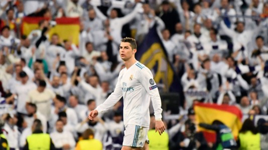 Cristiano Ronaldo fans Real Madrid PSG Champions League 14022018