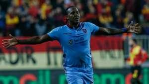 Goztepe Trabzonspor Hugo Rodallega 220219