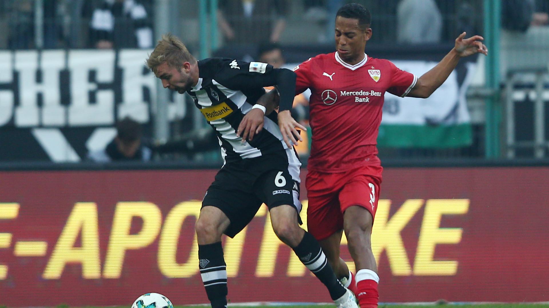 Bundesliga: Stuttgart gewinnt gegen Mönchengladbach