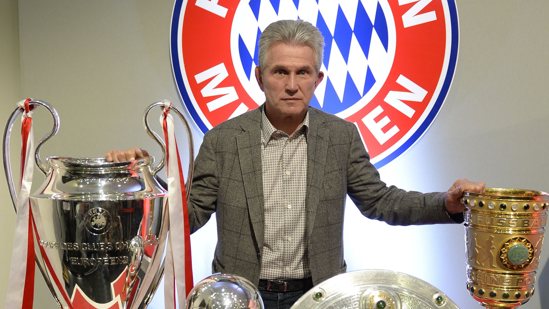 'Bild' coloca Heynckes no Bayern Munique