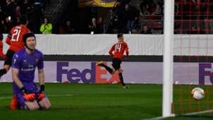 Stade Rennes Arsenal Europa League 0319