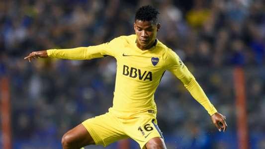 Wilmar Barrios Boca Defensa y Justicia Fecha 21 Superliga Argentina